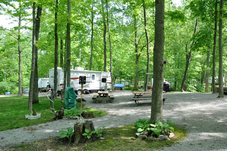 Campground Sites